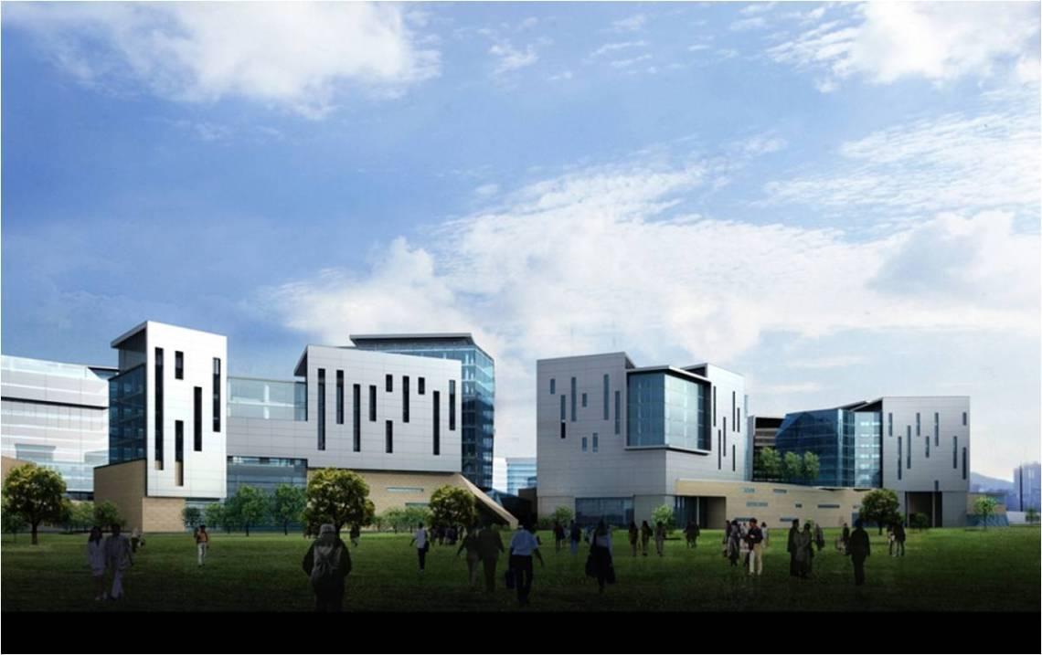 Zhejiang University National Science Park (ZUNSP)