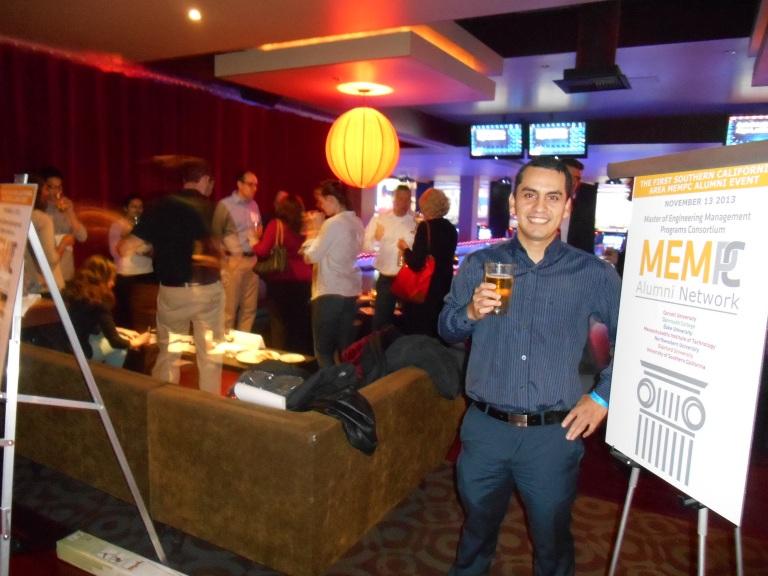 The MEM PAC Event in LA