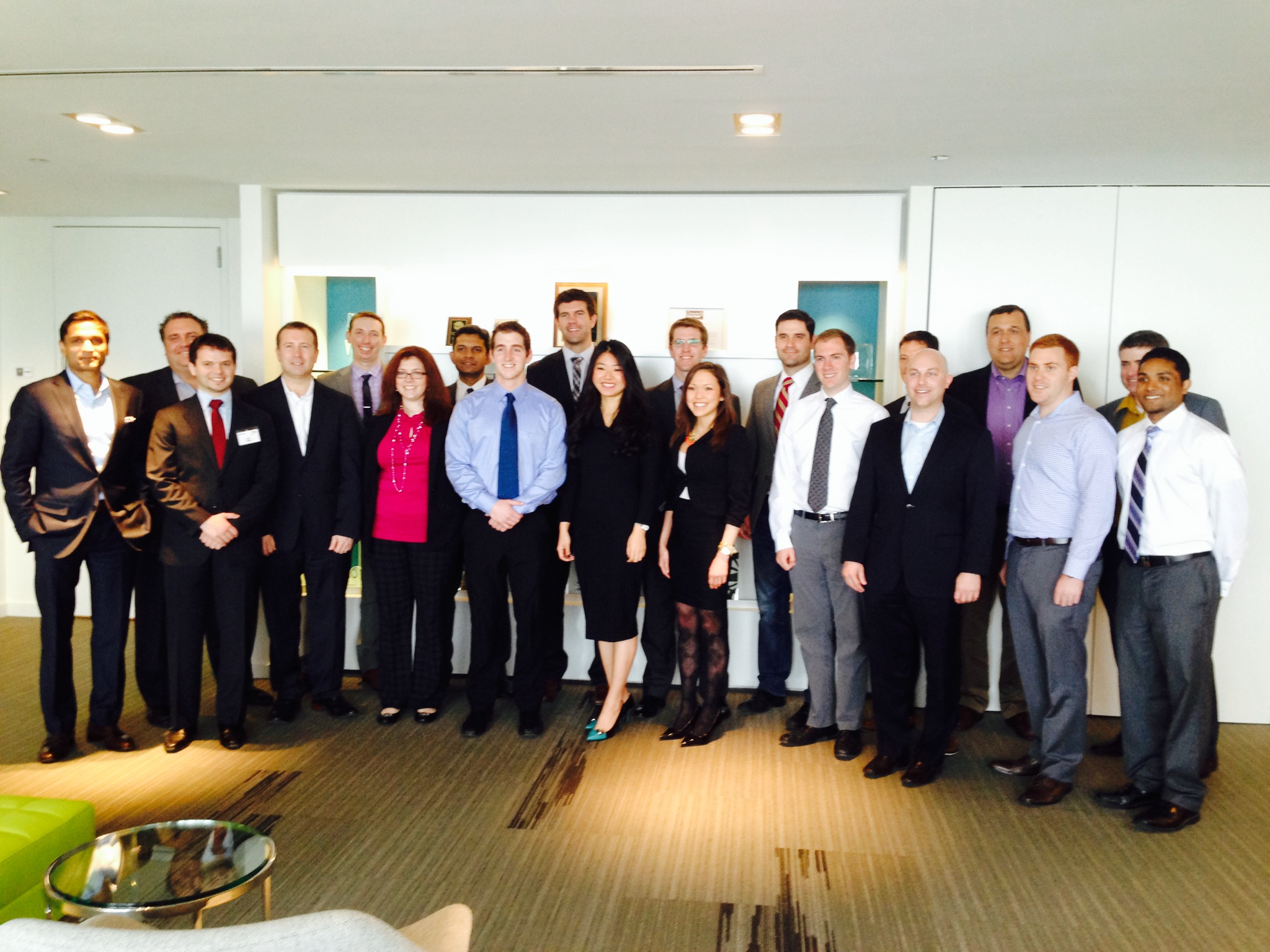 Announcing the Winners of the 2nd Annual Accenture and Northwestern